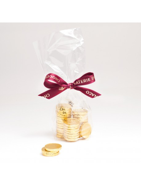 Pièces Euros en Chocolat