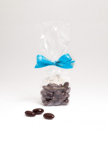 Dark Almonds 100g