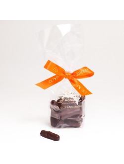 Dark Chocolate Ginger 100g