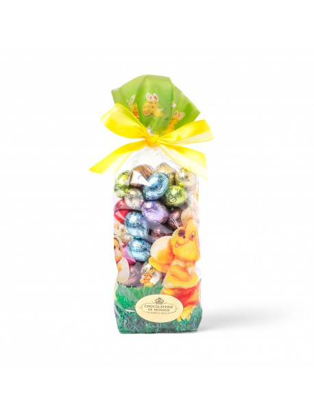 Sachet mixed easter eggs 500g